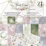 Papiery do scrapbookingu - ZOJU design - Forest Dream